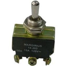Ela Eletro Araguari CHAVE 14203 A1B1E3Q 15A INT.BIP C/ALAV.CR(952) >4C CHAVE MAR GIRIUS