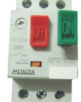 Ela Eletro Araguari DISJ.MOTOR DM1-23A (17-23)>1F DISJUNTORES METALTEX