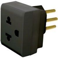 Ela Eletro Araguari PLUG ADAPT.690661 2P+T PT PB>1A PLUG PIAL